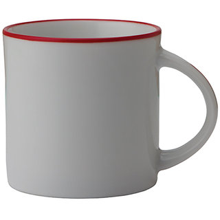 Alda 6 Mug Set S9 Red Line