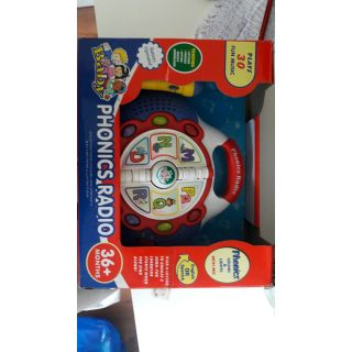 Phonics Radio Toy