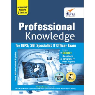 Professional Knowledge for IBPS/SBI Specialist IT Officer Exam (2nd Edition)
