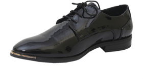 ATHLEGO-MEN GENUINE LEATHER SHOES