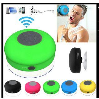 SFH Shower Speaker (green) with Powerbank Combo