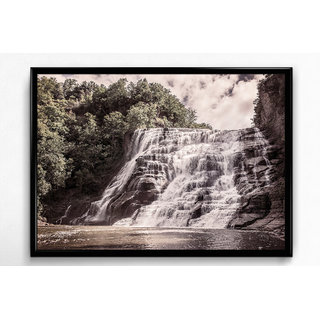 Wall Frame of Beautiful Places on Mother Earth LBFD-8