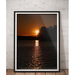 Wall Frame Natures Beautiful Selfie PBFA-44