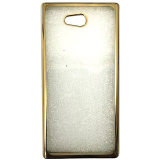 new concept 6ede7 912bd Buy Evoque Transparent Back Cover For LYF WATER 1 LS 5002 Online ...