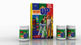 Imported Step Up Height Increaser