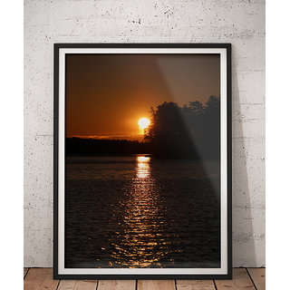 Wall Frame Natures Beautiful Selfie PBFB-44