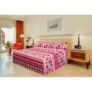 Rasada Ruby Double Bedsheet(105X108)