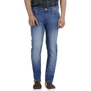 Lee Blue Skinny Fit Jeans For Men