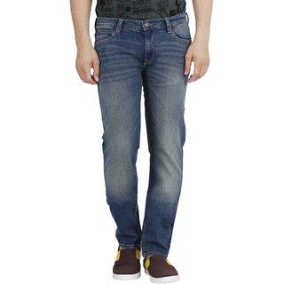Lee Green Skinny Fit Jeans For Men