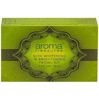 Aroma Treasure Skin Whitening And Brightening Facial Kit For Dry Skin - Single Time