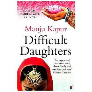 Difficult Daughters (English) (Paperback, Manju Kapur)