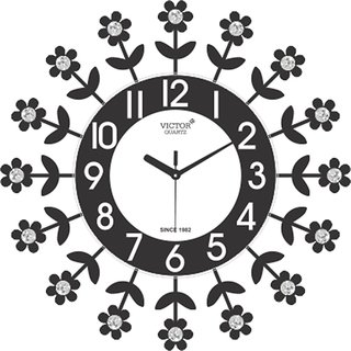 Victor Designer Wall Clock M.No.- 306
