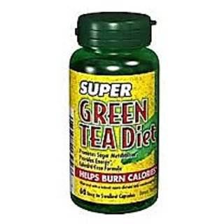 Nature's Bounty Super Green Tea Diet
