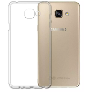 Samsung Galaxy J7 Prime Transparent Crystal Clear Back Cover by Profusse