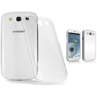 Samsung Galaxy S3 Transparent Crystal Clear Back Cover by Profusse