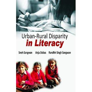 Urban-Rural Disparity in Literacy