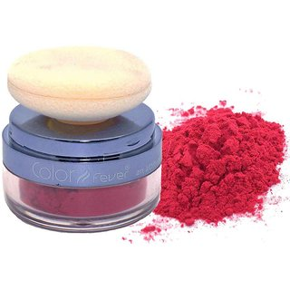 Color Fever Shimmering Rose Blusher - Pink Shine