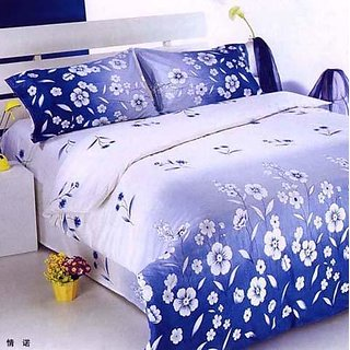 Romance Three Pcs Bed Sheet Set