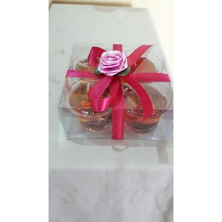 Gel Candle Set Of Four