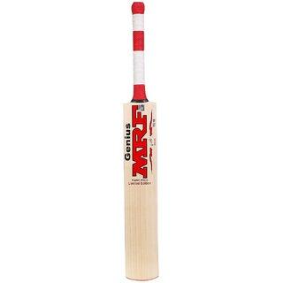MRF Genius Unique Size 6 English Willow Cricket Bat  (Size 6, 700 - 1100 g)