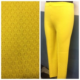 Sleek Fit Knitted Pant
