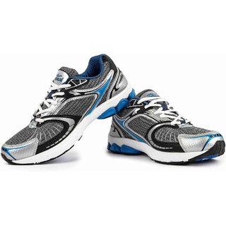 Austin-Nicholas Mens Grey Blue Black Silver Sport Shoes