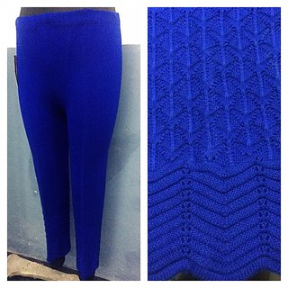 Sllek-Fit Knitted Pant