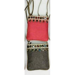 Handmade Sling Bag  For Women