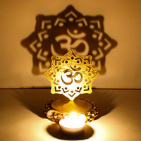 Exclusive Shadow Diya Tealight Candle Holder Of Removab