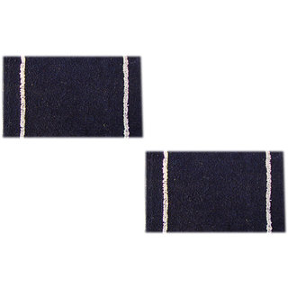 Rohilla 2pcs doormat set