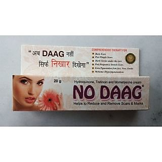 NO DAAG reduce and remove scars marks(set of 2 pcs.)