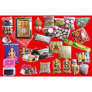 Diwali Pooja Samagri - 5101
