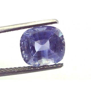 4.33 Ct Unheated Untreated Natural Ceylon Blue sapphire Gemstone
