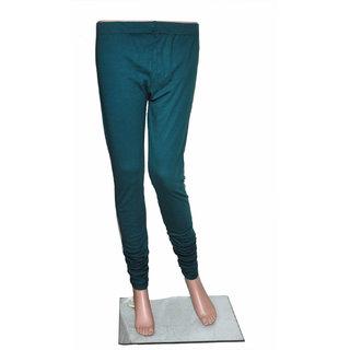a47038bc30 Jhanki Fashion Women Leggings Dark Green