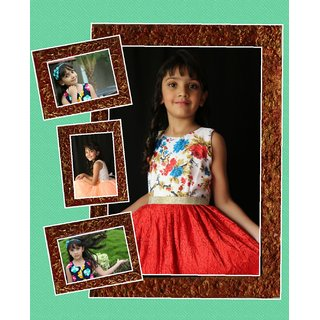 Photo collage hand made