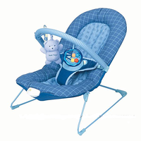 Baby Soothing Vibrations Bouncer