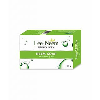 Lee-Neem acne control Neem soap(set of 10 pcs.)