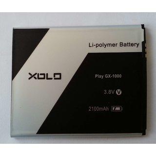 NEW PREMIUM HI QUALITY BATTERY FOR XOLO PLAY GX -1000 / 2100mAh / 3.8 V BATTERY