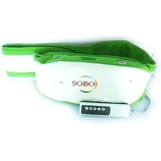Sobo Body Massage Slimming Belt with Remote