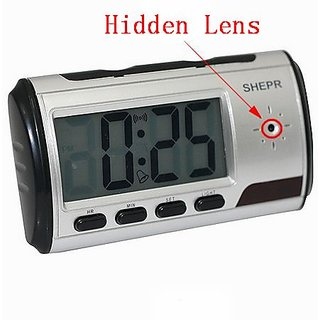 Onsgroup Spy Camera Table Clock
