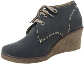ATHLEGO - WOMEN GENUINE LEATHER BOOTS