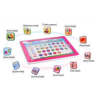 11 IN 1 EDUCATIONAL TOUCH SCREEN YPAD