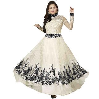 0199668cb78ce Buy White Kali Party wear Women Gown Online   ₹1250 from ShopClues