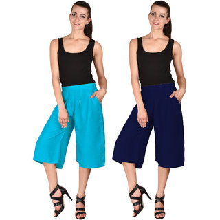 Curvyy Culottes Combo