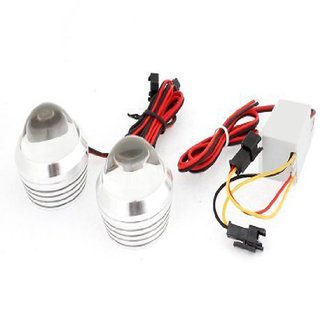 Capeshoppers Flashing Strobe Light For Suzuki Access 125 Scooty