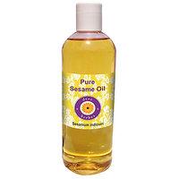 Pure Sesame Oil 200ml (Sesamum indicum)