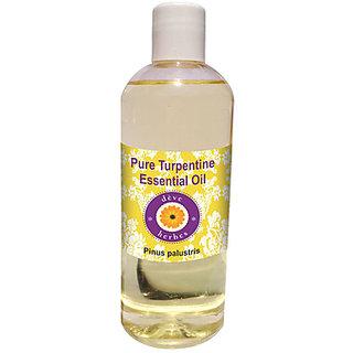 Pure Turpentine Essential Oil 200ml (Pinus palustris)