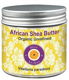 Organic African Shea Butter - Unrefined  (Vitellaria paradoxa) 50gm