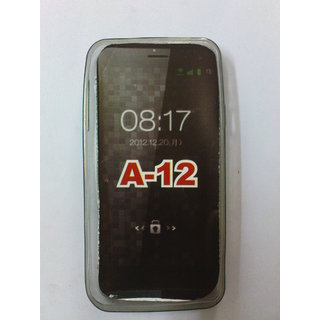 Karbonn A12 Soft Jelly Silicone Back Cover Skin Pouch Preimium Quality Back Case