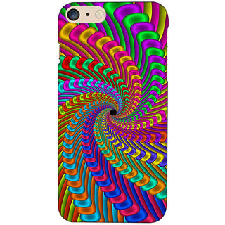 instyler PREMIUM DIGITAL PRINTED 3D BACK COVER FOR APPLE I PHONE 7 PLUS